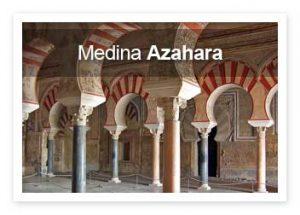 Medina Azahara de Córdoba, Patrimonio de la Humanidad. Visitas guiadas