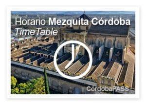 Horario de la Mezquita de Córdoba