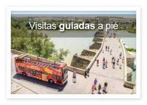 Visitas guiadas gratis en Córdoba. Bus panorámico Citysightseing.