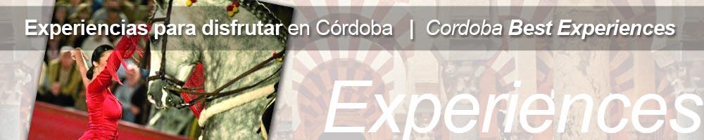 Reserva experiencias en Córdoba. Entradas a la Mezquita, visitas guiadas, Medina Azahara, Espectáculo ecuestre, Baños Árabes y Ermitas
