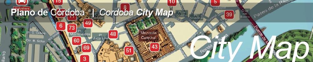 Plano de Córdoba - cordoba map pdf